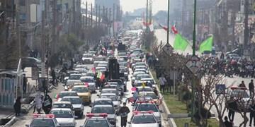 فجر ۴۲ انقلاب اسلامی متفاوتتر از همیشه در تهران