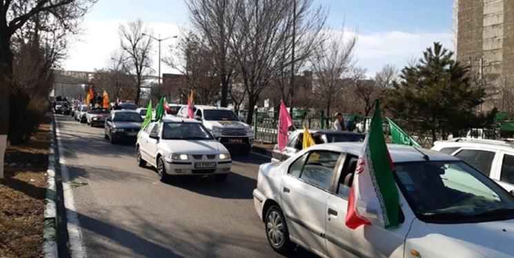حضور متفاوت اما پرشور و بانشاط تبریزیها در راهپیمایی ۲۲ بهمن