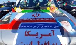 فیلم | خروش مرزداران غرب گیلان در بهار ۴۲ سالگی انقلاب