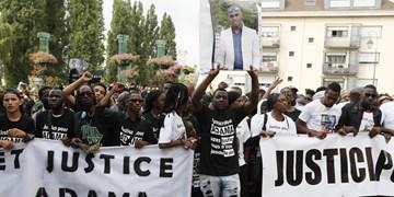 تایید نقش پلیس در قتل «جورج فلوید فرانسه»