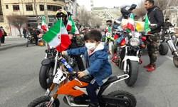 فجر 42| پیمان مجدد لرستانیها با انقلاب اسلامی+عکس