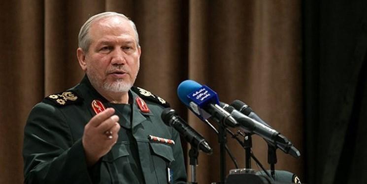 سرلشکر صفوی: ایران بعنوان یک قدرت در غرب آسیا به پیروزی رسیده است/ قدرت در حال حرکت به شرق جهان است