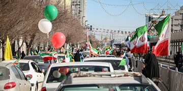 فجر۴۲ خراسان رضوی| راهپیمایی یوم الله ۲۲ بهمن در مشهد