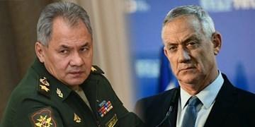 وزیر جنگ رژیم صهیونیستی با وزیر دفاع روسیه تلفنی گفتوگو کرد