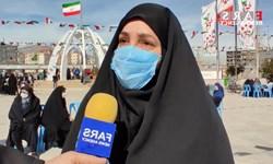 فیلم  حماسه مردم اندیشه در راهپیمایی ۲۲ بهمن