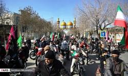 حضور باشکوه و متفاوت مردم اصفهان به حاشیه نمیرود/ واکنش ستاد امر به معروف به شعارهای حاشیهساز چند نفره