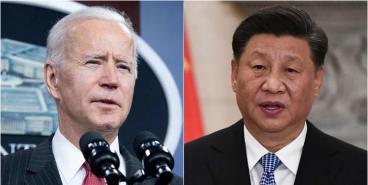 تماس تلفنی بایدن و رئیسجمهور چین بعد از ۷ ماه
