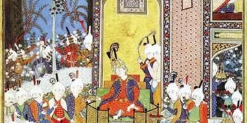 دیوان حافظ سام میرزا ، شاهکاری از هنر مکتب تبریز