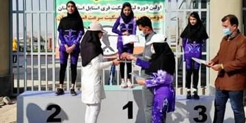پرونده لیگ اسکیت سرعت استان سمنان بسته شد
