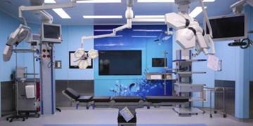 راهاندازی اتاقهای ۱۱گانه فوق پیشرفته جراحی در بیمارستان رضوی