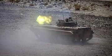 نمایش دکترین دفاعی سپاه با عملیاتهای تهاجمی در رزمایش پیامبر اعظم ۱۶