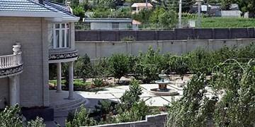 باغهای خفر، قربانی ویلاسازهای غیربومی