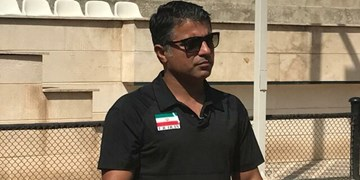 احمدوند: تنیسور ما بازیکن بوندس لیگا است/ مشکل تنیس ایران سرمربی نیست