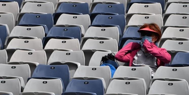 تنیس آزاد استرالیا  اعمال محدودیت جدید و برگزاری مسابقات بدون تماشاگر