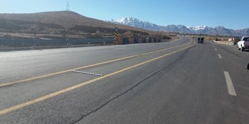 بهرهبرداری از پل ورودی شهر اقلید پس از دو سال