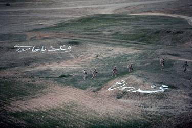 اتخاذ رویکرد آفندی براساس دکترین جدید سپاه مبنی بر استراتژی دفاعی متکی بر عملیات تهاجمی