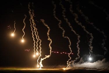اجرای عملیات تهاجم شبانه هوانیرو از ویژگیهای برجسته رزمایش پیامبر اعظم (ص)۱۶ نیروی زمینی سپاه به شمار میرود