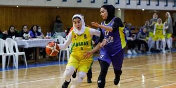 ۲ بازیکن نامینو اصفهان به تیم ملی بسکتبال ۳ نفره بانوان دعوت شدند
