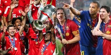 بارسا 2009 یا بایرن 2020 / کدام تیم برنده خواهد شد؟