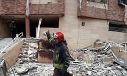 فیلم    انفجار گاز یک منزل مسکونی در حیدرآباد