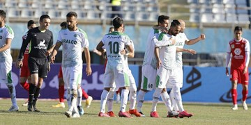 یک شانزدهم جام حذفی |  پیروزی آلومینیوم  مقابل هوادار در ضربات پنالتی/صعود شاگردان منصوریان