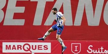 هفته سیام لیگ پرتغال| پیروزی پورتو در شب درخشش مهاجم ایرانی/ طارمی گل زد و پاس گل داد