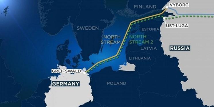 مسکو: خط لوله نورداستریم-2 طی هفتههای آینده تکمیل میشود