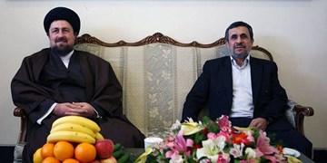 پشتپرده دیدارهای سیدحسن خمینی و احمدینژاد چیست؟/ چرا آیتالله رئیسی در عراق محبوب شد؟