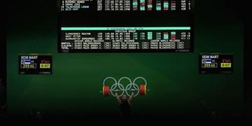 غیبت کره شمالی در المپیک به سود کدام کشورها در رشته وزنهبرداری است؟