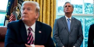 افشای جزئیات جدید از انفعال عامدانه ترامپ در ممانعت از حمله به کنگره