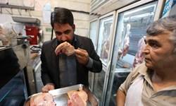 امحاء ۴۰۰ کیلوگرم گوشت و آلایش دامی فاسد در کرمانشاه