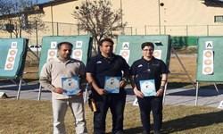 برترینهای تیر و کمان جام فجر در اراک مشخص شدند