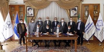 امضا  تفاهمنامه فعالسازی ظرفیتهای صنعت خودروسازی در آذربایجان/فعالیت ۹ واحد تولید خودروی تجاری در آذربایجان