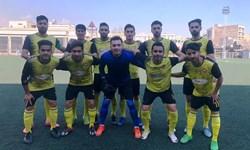 صعود 4 پلهای سوهان قم در لیگ آزادگان