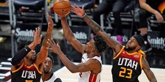 لیگ بسکتبال NBA   بیست و دومین برد صدرنشین مقابل نایب قهرمان رقم خورد