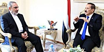 سفیر ایران در صنعاء: ایران موافق راهحل سیاسی مسالمتآمیز در یمن است