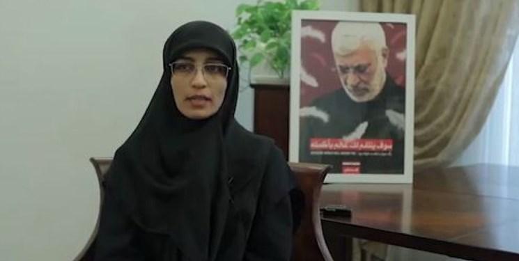گفتوگو با دختر ارشد شهید ابومهدی المهندس/ شهادت این دو رفیق خون تازه در رگهای جریان مقاومت جاری کرد