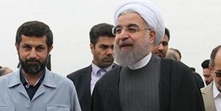 روحانی استاندار خوزستان را بهعنوان رئیس سازمان ملی استاندارد منصوب کرد
