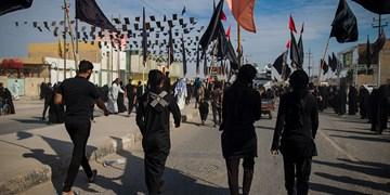 پیادهروی زائران به سوی سامرا در آستانه روز شهادت امام هادی(ع)+عکس و فیلم