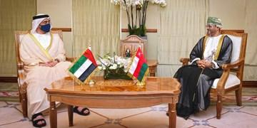 رایزنی وزرای خارجه امارات و عمان درباره تحولات منطقه
