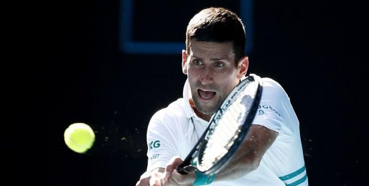 تنیس آزاد استرالیا| صعود جوکوویچ در روز حذف بانوی شماره ۲ جهان