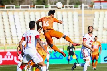 لیگ برتر فوتبال ||| سایپا 1 - 2 تراکتور
