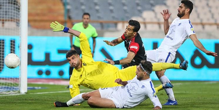 برگزاری مسابقه گل گهر و پرسپولیس در ورزشگاه جدید