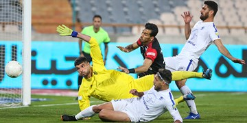 لیگ برتر فوتبال     پرسپولیس 1 - 0 پیکان
