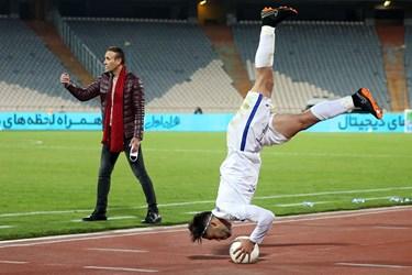 لیگ برتر فوتبال ||| پرسپولیس 1 - 0 پیکان