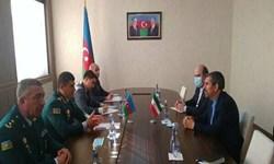 تأکید بر افزایش همکاریهای مرزی در دیدار مقامات ایران و جمهوری آذربایجان