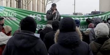 تظاهرات در پاریس علیه تشدید اسلام ستیزی در فرانسه