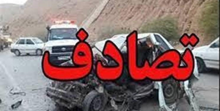 ۱۶ فوتی و ۱۲ مصدوم در حادثه واژگونی مینی بوس