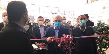 مرکز رادیوتراپی بیمارستان ولایت با حضور وزیر بهداشت افتتاح شد