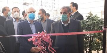 فیلم| توضیحات رئیس دانشگاه علوم پزشکی در افتتاح نخستین مرکز رادیوتراپی قزوین با حضور وزیر بهداشت
